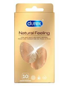 DUREX NATURAL FEELING KONDOMIT 10 KPL
