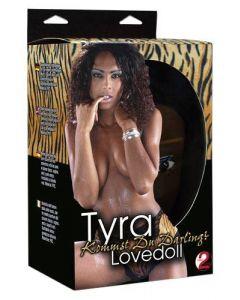 Lovedoll Tyra,tummaihoinen kaunotar , Miesten seksinuket