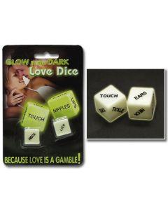 Love dice English, Eroottiset ja Sensuroimattomat Seksipelit