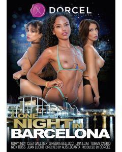 MARC DORCEL ONE NIGHT IN BARCELONA - PORNOFILMI