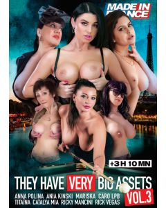 THEY HAVE VERY BIG ASSETS VOL.3 - SEKSIFILMI