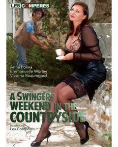 MARC DORCEL A SWINGERS' WEEKEND IN THE COUNTRY SIDE
