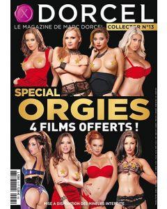 MARC DORCEL COLLECTOR NR 13 + 4X  DVD, Seksilehdet, Seksikauppa, Uudet tuotteet