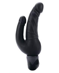 BENDIE POWER STUD- MUSTA TUPLASAUVA, Seksilelut ja seksivälineet , Seksikauppa, Naisten seksilelut ja seksivälineet, Helmisauvat ja muut Vibraattorit
