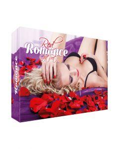RED ROMANCE - VIP EDITION 2016 - ALL IN ONE - 11 PCS, Seksilelut ja seksivälineet , Seksilelusetit, Tarjous ja poistotuotteet