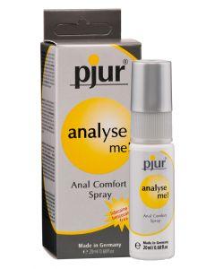 Anaalspray PJUR ANALYSE ME! 20ml., Liukuvoiteet ja hierontaöljyt, Seksikauppa, Öljypohjaiset liukuvoiteet