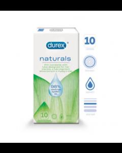 DUREX NATURALS KONDOMIT 10 KPL