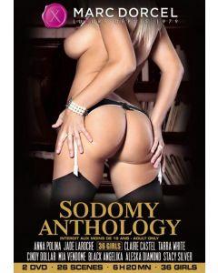 DVD Sodomy Anthology, Seksifilmit ja seksi DVDt, Hetero seksi videot, Marc Dorcel, Seksikauppa