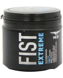 Mister B Fist Extreme Lube 500 ml, Liukuvoiteet ja hierontaöljyt, Silikonipohjaiset liukuvoiteet, Öljypohjaiset liukuvoiteet