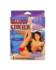 Dianna Stretch, kyljellään oleva nukke., Miesten seksinuket