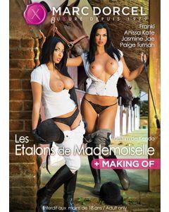 DVD Les etalons de mademoiselle, Seksifilmit ja seksi DVDt, Hetero seksi videot, Marc Dorcel, Seksikauppa