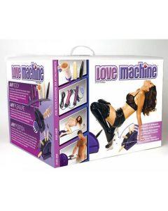 Love Machine, Seksilelut ja seksivälineet , Vibraattorit ja hieromasauvat, Naisten seksilelut ja seksivälineet, Seksilelut lahjaksi Naisille, Seksirobotit , Seksikoneet ja Panokoneet