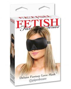 Deluxe Fantasy Love Mask, BDSM & Sadomaso seksilelut, Naisille, Miehille