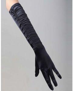 Pitkät morsiuskäsineet, Käsilaukut, käsineet, päähineet ja muut , Käsineet